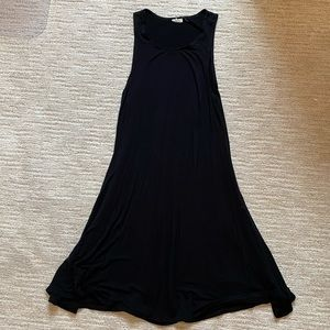 🦋2 for $15 - Garage Black Swing Dress